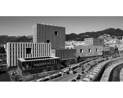 Salerno: Urbanistica e Progetto Architettonico per la Città Contemporanea